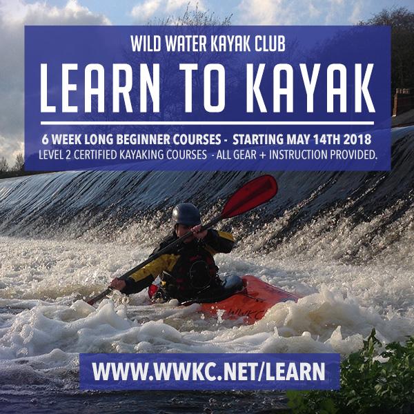 Learn to Kayak Dublin, Kayaking Course Dublin