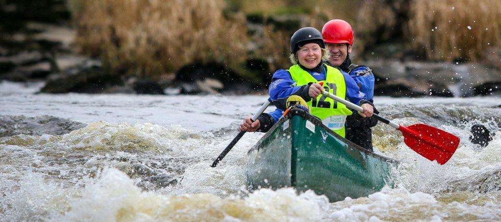 Open Canoe Course Dublin