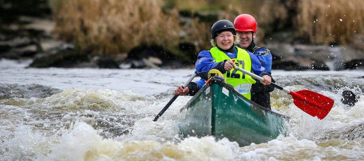 Learn to open canoe Dublin
