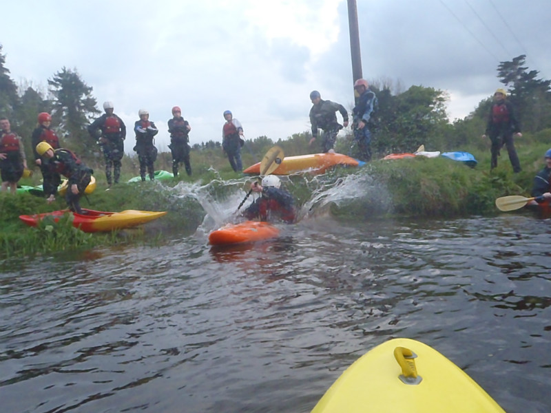 Kayaking Club Dublin